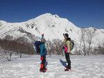 谷川岳ツアー