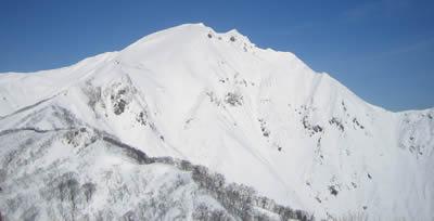 谷川岳スノーシュー
